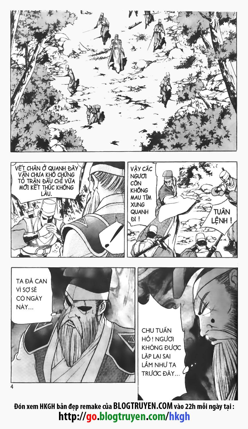 Hiệp Khách Giang Hồ - Hiệp Khách Giang Hồ Chap 096 - Pic 5