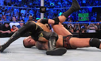 christian venciendo a randy orton