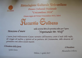 CONCORSO UNICAMILANO 2015