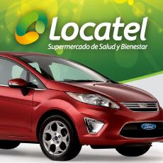 .: Gana carro FORD Fiesta Sportback con Locatel