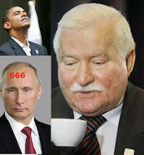 Walesa, Putin, list of Obama failures