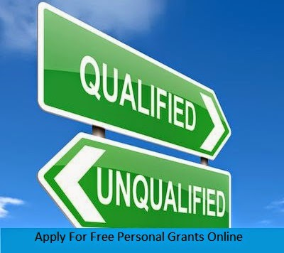 Apply For Free Personal Grants Online