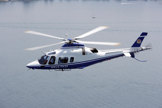 Gambar Helikopter Agusta Westland AW 109 - 09