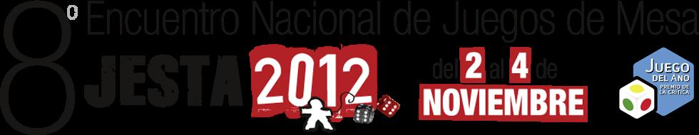 8º Encuentro nacional de Juegos de Mesa 2012