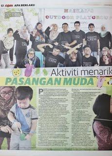 #HaikalOPG in Utusan Malaysia