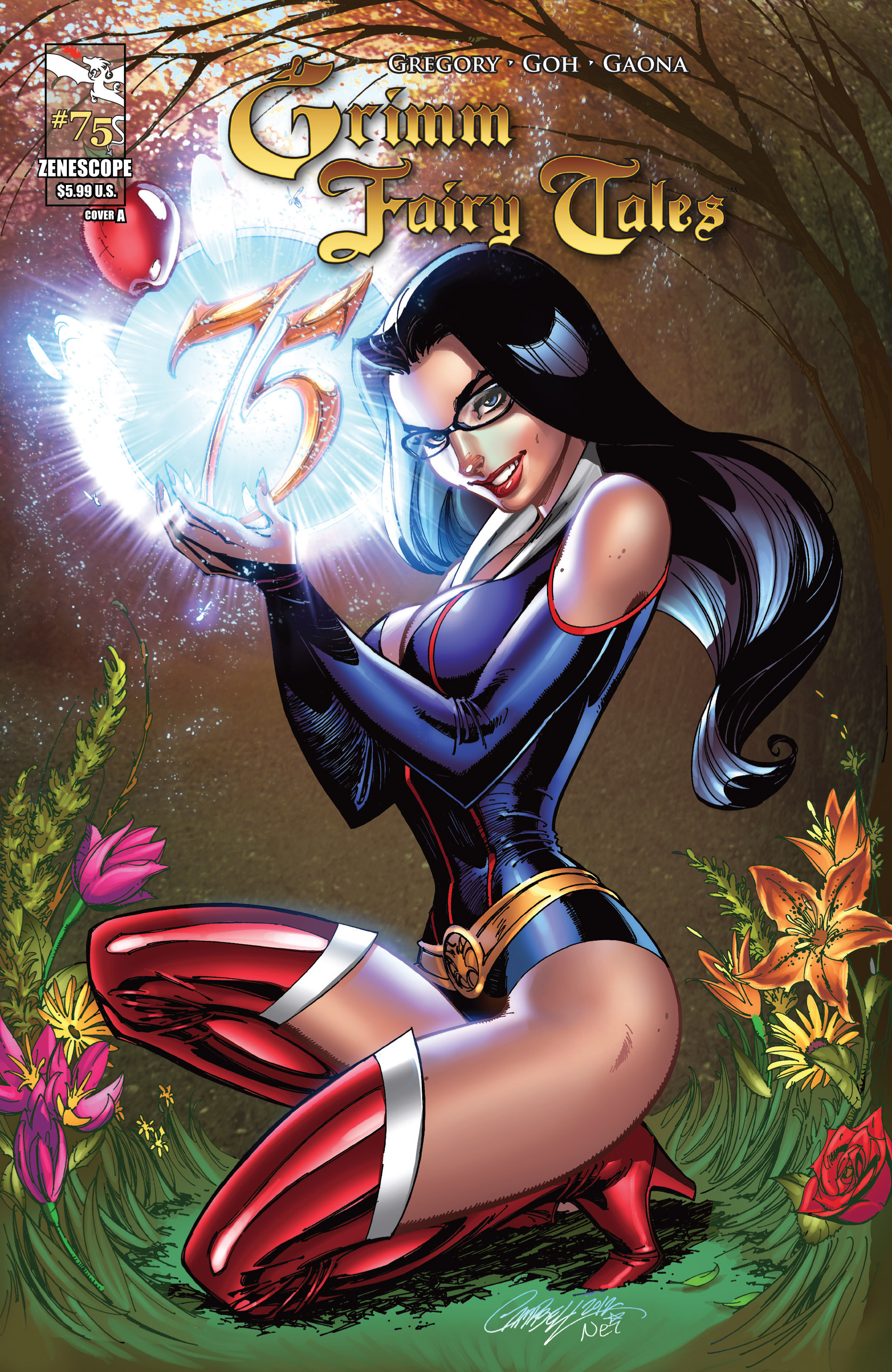 Grimm Fairy Tales (2005) Issue #75 #78 - English 1