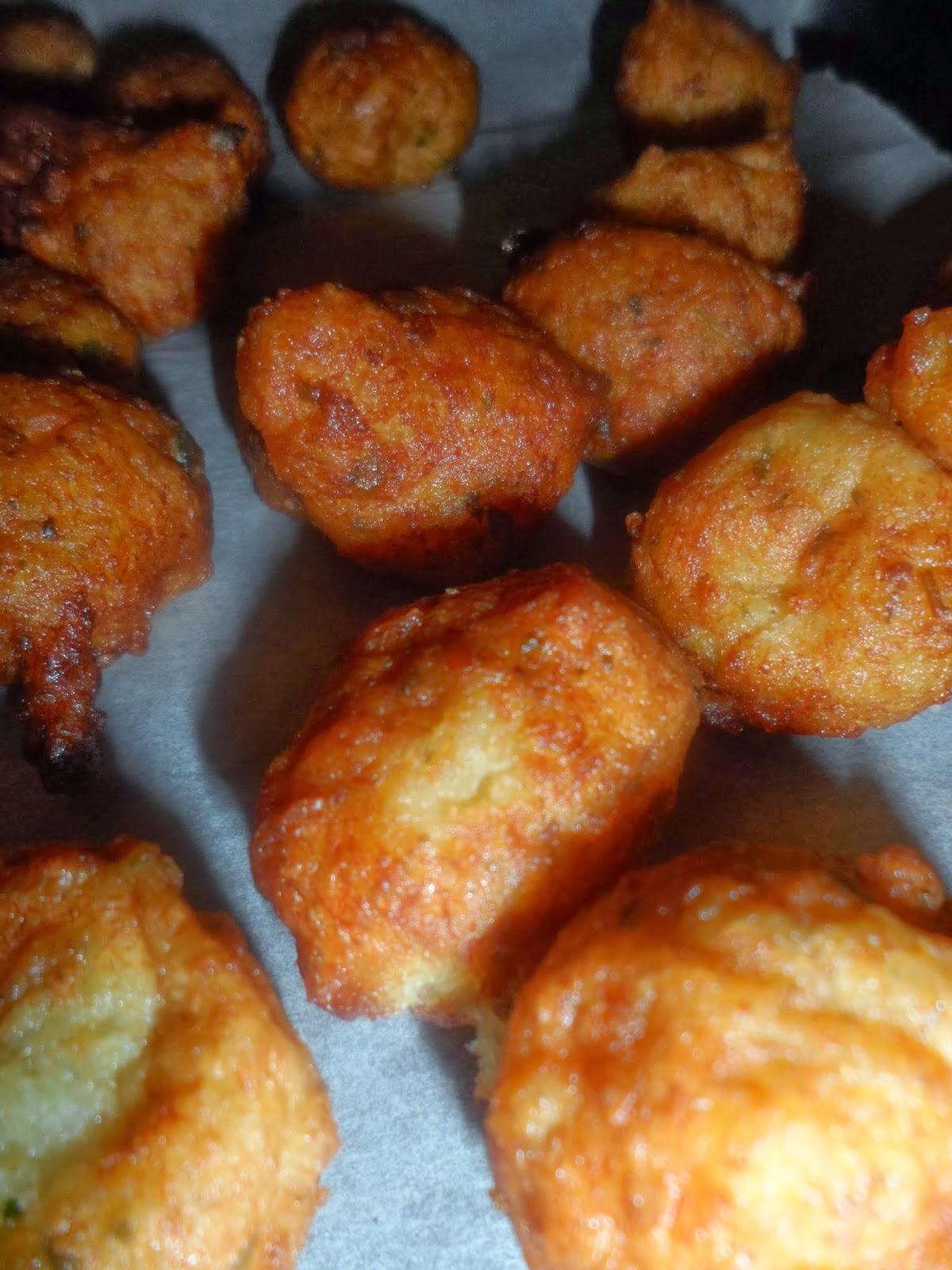 Cupcook acras de morue saveurs antillaises ap ro for Enlever de l huile sur du cuir