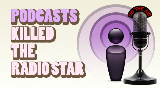 5 reasons to be featured in the podcast