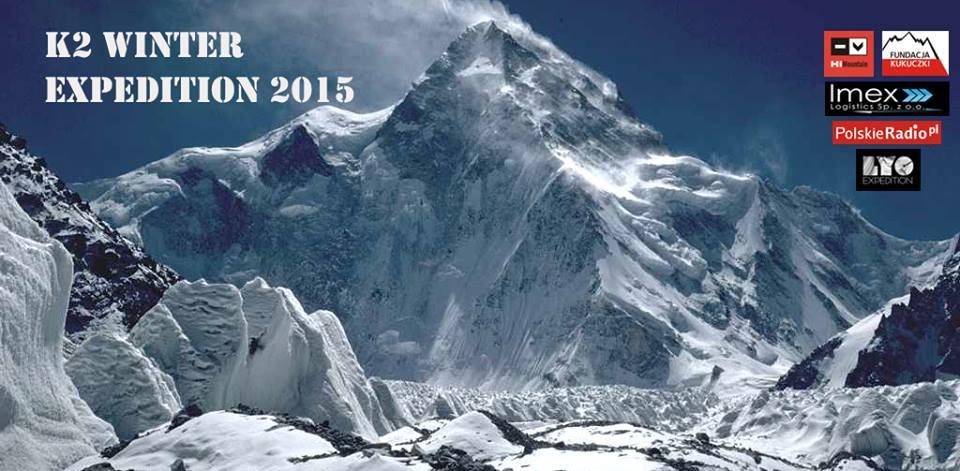 Adam Bielecki sponsoring K2 góry