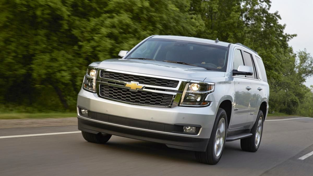 News - 2015 Chevrolet Tahoe LT review notes