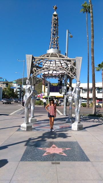 US TRAVEL DIARY - LOS ANGELES