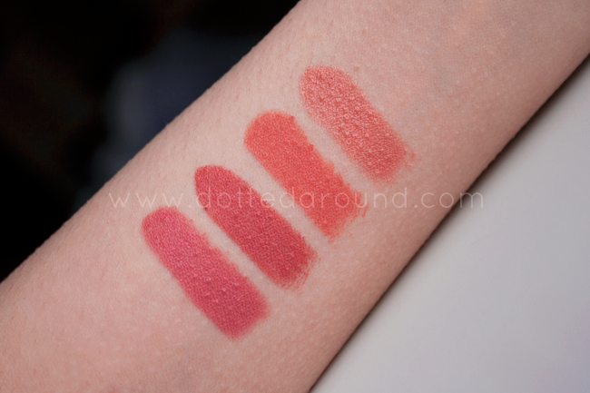Nabla portrait swatch rossetto