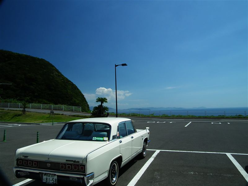 Mitsubishi Debonair I クラシックカー
