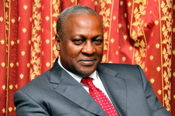 Economy will take off in my 2nd term - Mahama