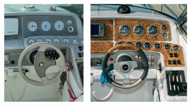 Boat Dash Material For Gauge Panels
