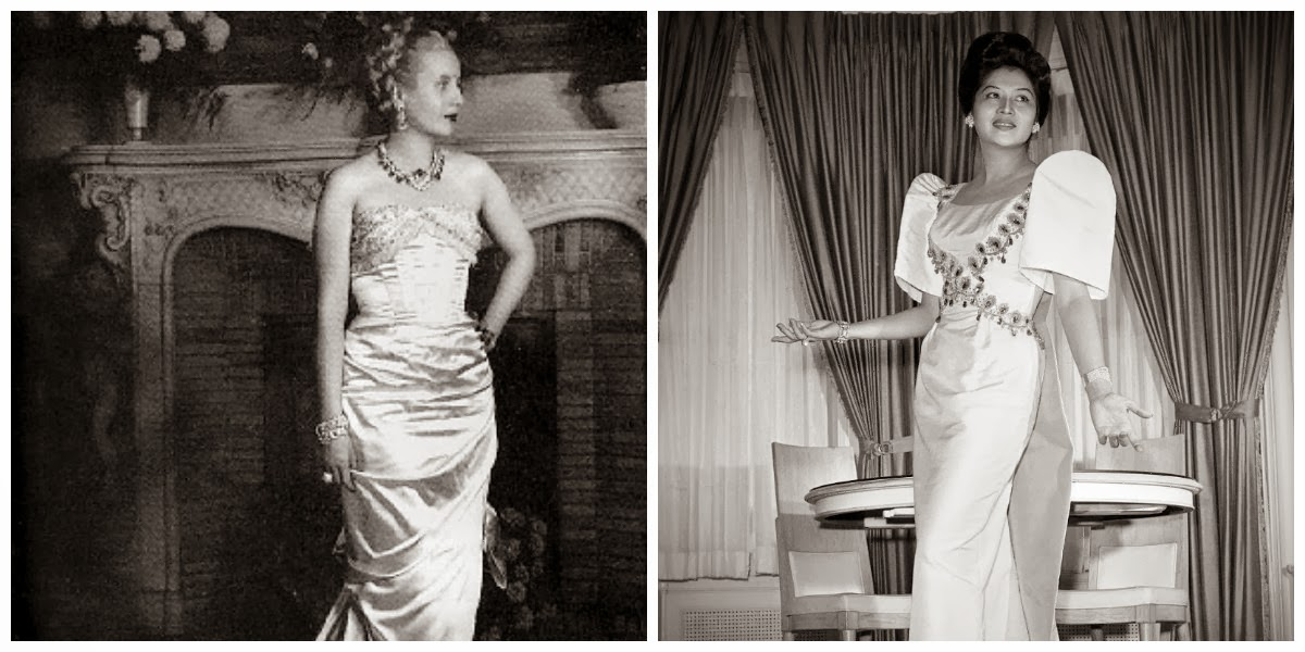 The EQualizer Post: Imelda Marcos and Evita Peron: The Twins in ...