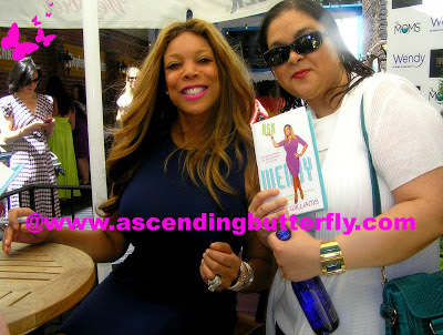 "Wendy Williams Signs her new Book ""Ask Wendy"" for Ascending Butterfly at the Mamarazzi launch event at Tavern 29 in New York City"