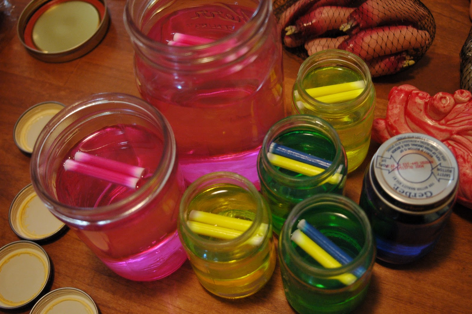 how to make jar mad scientist