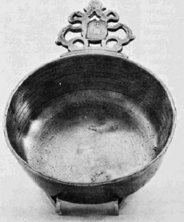 bowl for bloodletting