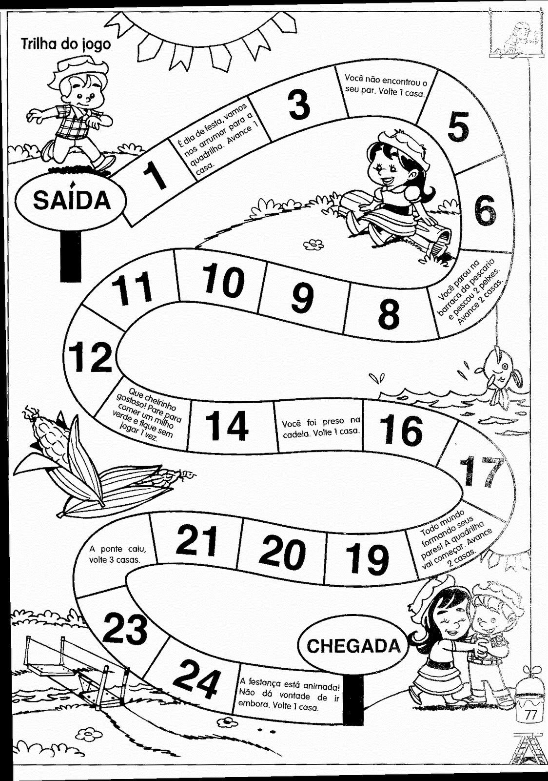 ATIVIDADES PARA O 4º ANO - ANTIGA 3º SÉRIE DO ENSINO FUNDAMENTAL