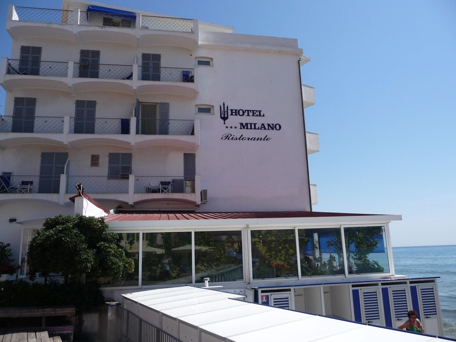 Alassio hotels no 1 for Hotel milano alassio