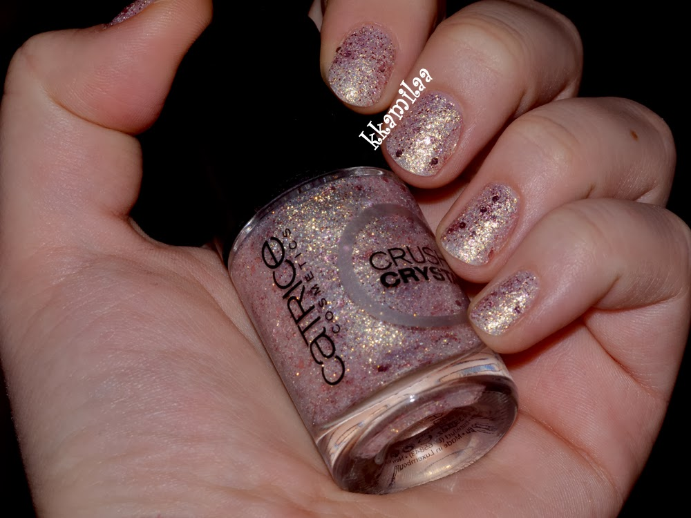 Catrice Crushed Crystals nr 04 - Oyster & Champagne