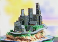 Idea: Reciclaje de cajas y cartón, como hacer una maqueta de ciudad