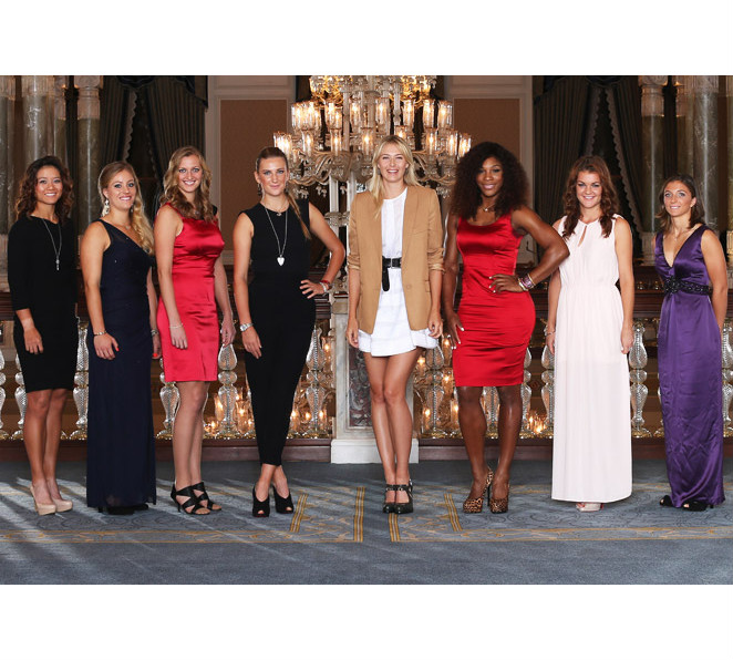 2012 WTA Tour Championships �13 Doubles