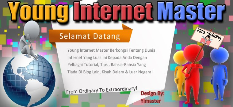 Welcome To Young Internet Master