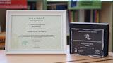 IX Reconocimiento a la labor bibliotecaria