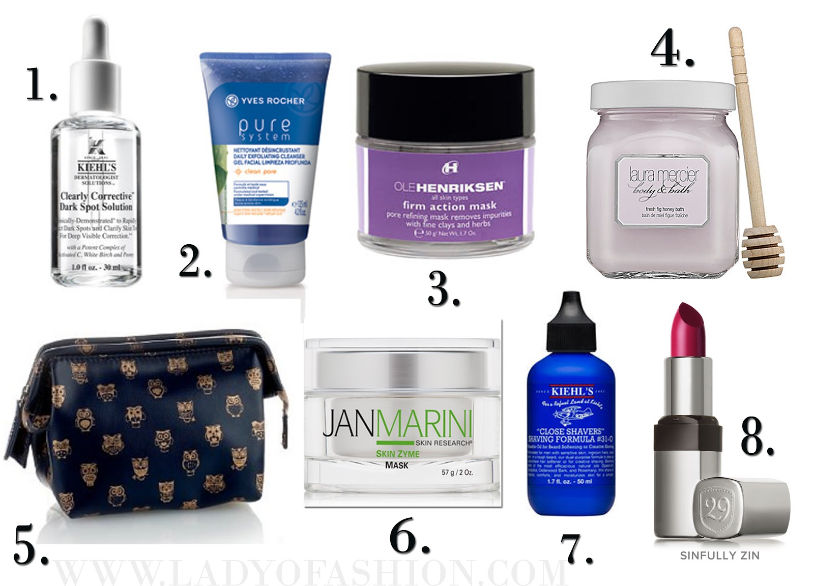 Holiday Gift Guides Top Beauty Skincare