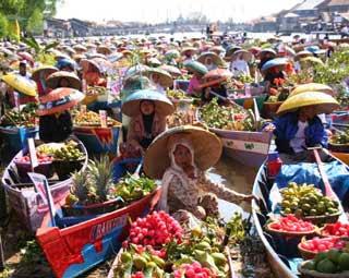 Wisata Menarik Dan Terkenal di Banjarmasin