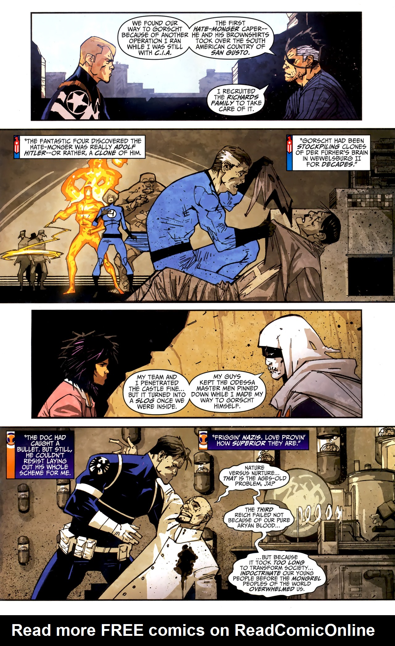 Read online Taskmaster (2010) comic -  Issue #3 - 18