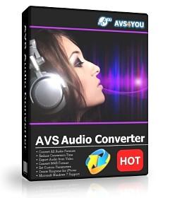 AVS Audio Editor 7.1.6.484 Full Patch