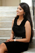Actress Aarushi Glamorous Photos in Black-thumbnail-9