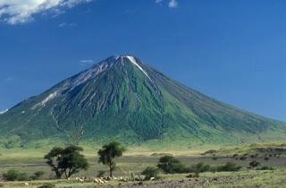 Volcan mas grande