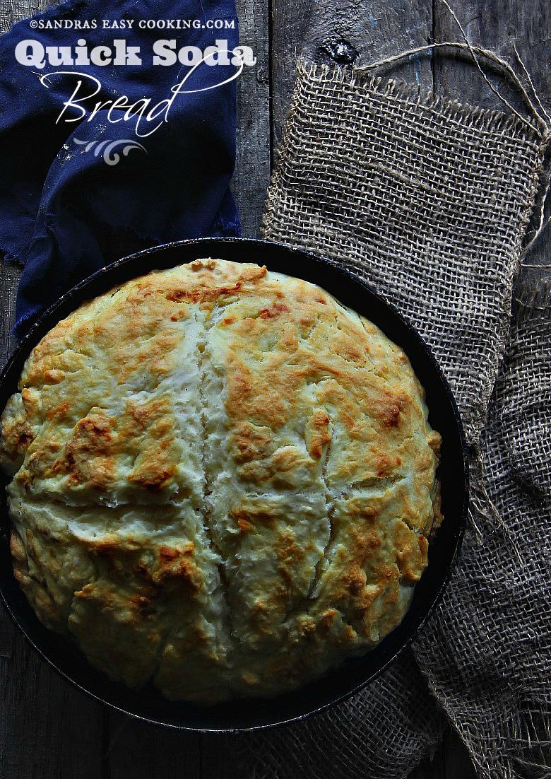 Quick Soda Bread Recipe