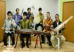 Sarawak Malaysia Borneo Rainforest World Music Festvial SHANGYIN CHINESE CHAMBER MUSIC ENSEMBLE(Kuching)