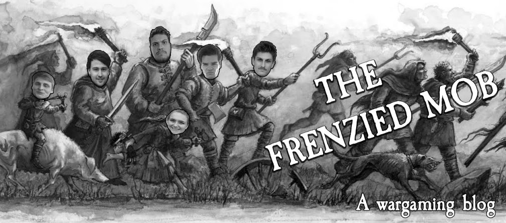 The Frenzied Mob