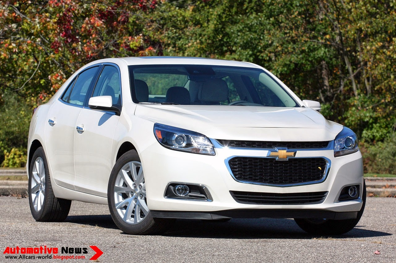 automotive news 2014 chevrolet malibu. Black Bedroom Furniture Sets. Home Design Ideas