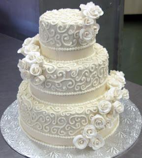 Gâteau de mariage ~ halawiyt.blogspot