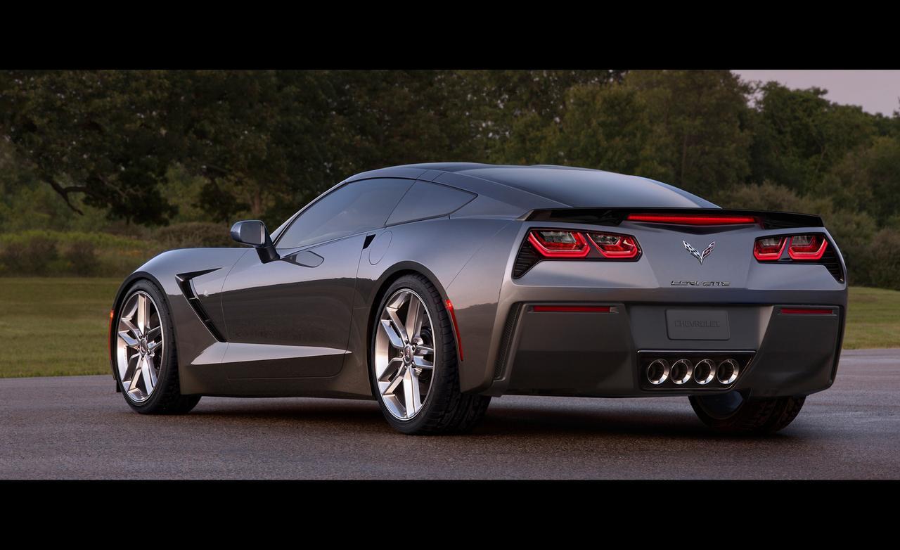 Car 2013 Chevrolet Corvette Stingray 1