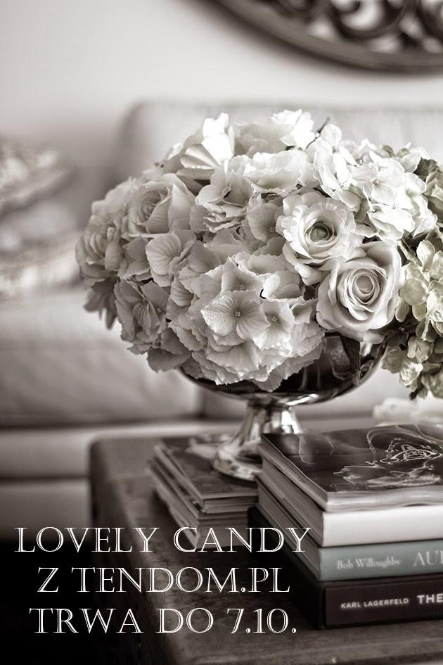 Coolery pełne kwiatów & Lovely Candy