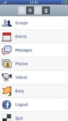 ������ ����� ��� ������ Borg Facebook Client 2.3 ���� �� ����� ����� Signed