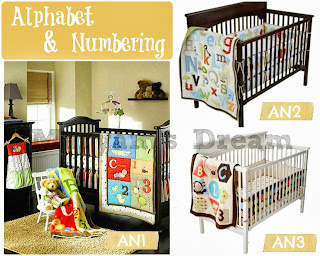 Baby Bedding Set - Unisex