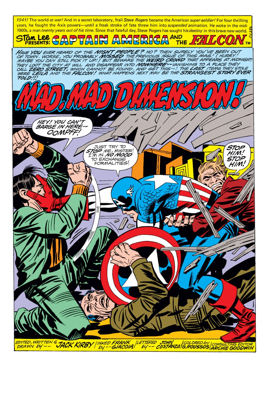 Captain America (1968) Issue #202 #116 - English 2