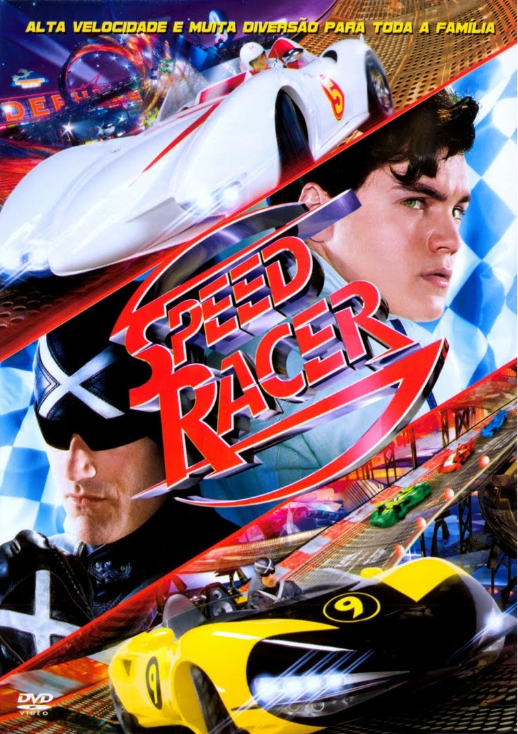 Speed Racer – Dublado (2008)