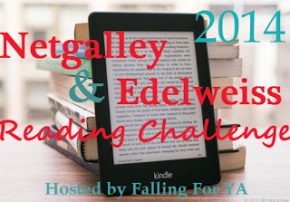 Netgalley Reading Challenge