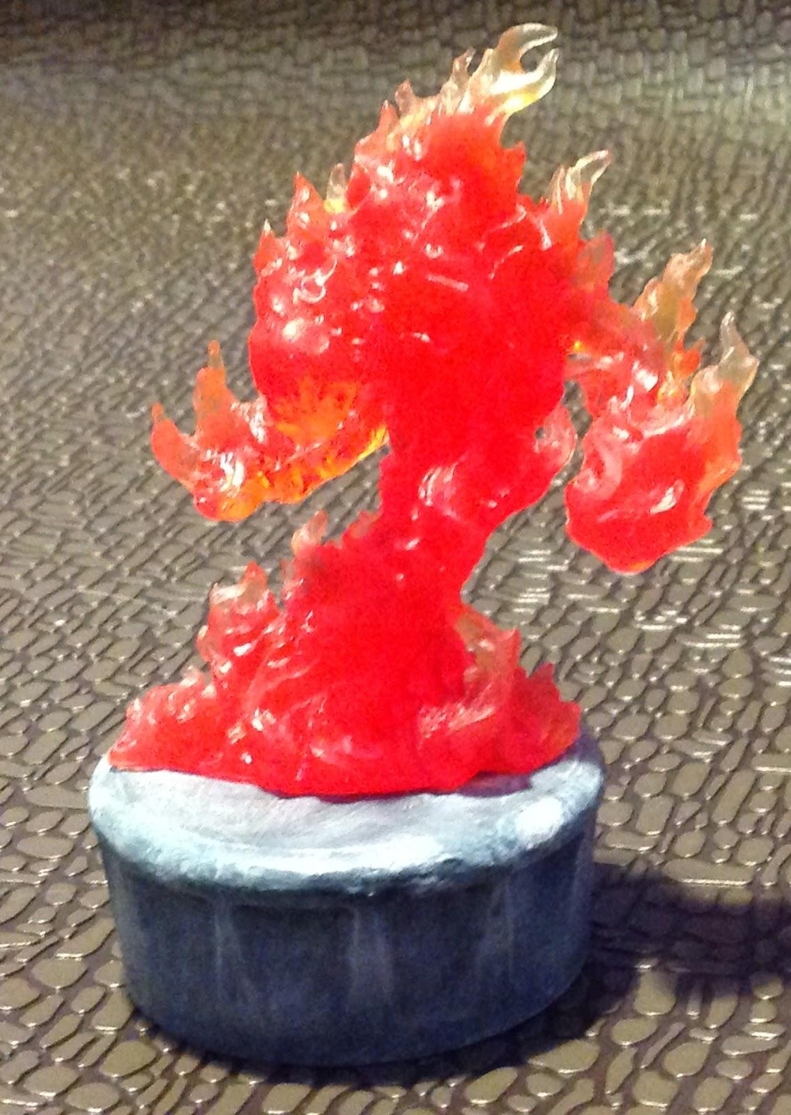 reaper fire elemental - HD1135×1600
