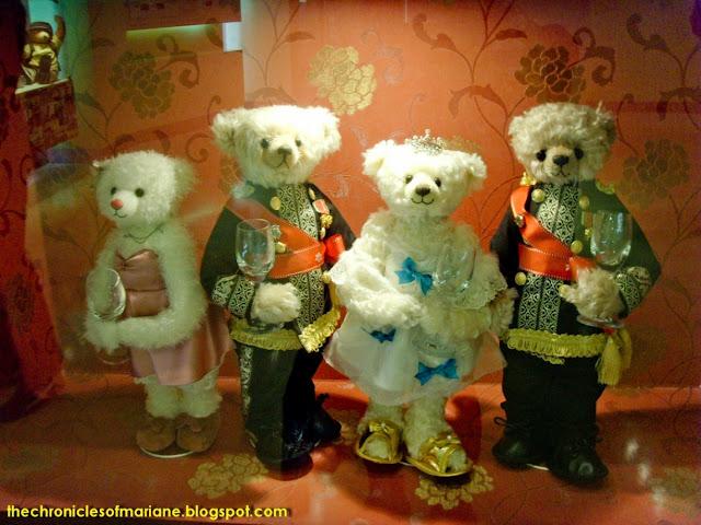 teddy bear goong